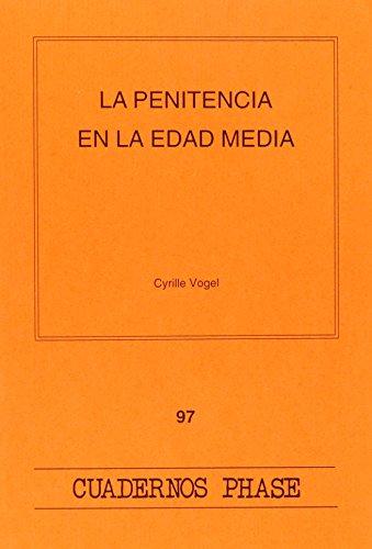 9788474675733: Penitencia en la Edad Media, La (CUADERNOS PHASE)