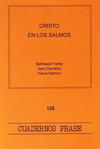 9788474678208: Cristo en los salmos