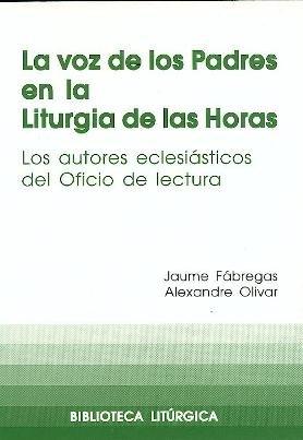 La voz de los Padres en la: Jaume Fábregas; Alexandre