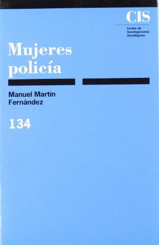 9788474761917: Mujeres policía (Monografías)