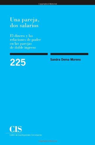 9788474764109: Una Pareja Dos Salarios (Monografías)