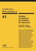 9788474764772: Análisis Sociológico del Sistema de Discursos (Spanish Edition)