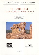 9788474777475: El ladrillo y sus derivados en la época romana