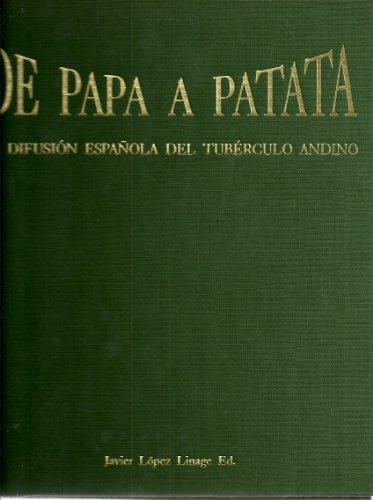 De Papa A Patata: Javier Lopez Linage