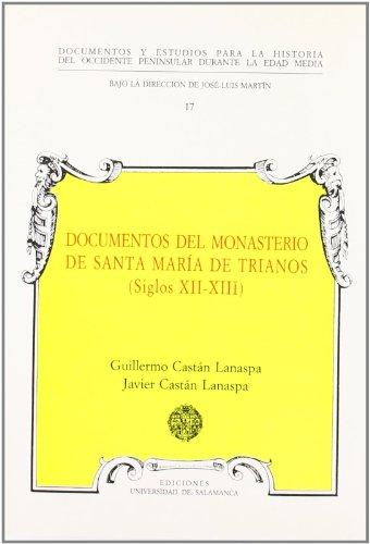 Documentos del Monasterio de Santa Maria de
