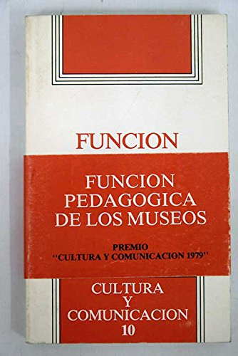 Función pedagógica de los Museos: García Blanco, Ángela