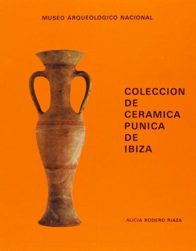9788474831542: Coleccion De Ceramica Punica En Ibiza En