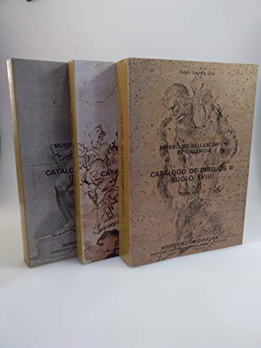 Catalogo de dibujos II (siglo XVIII) (Spanish: Adela Espinos Diaz
