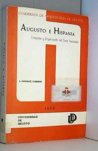 9788474850055: Augusto e hispania