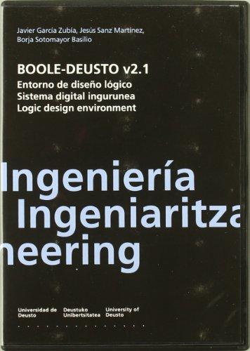 9788474859737: Boole-Deusto v2.1 : entorno de diseño lógico
