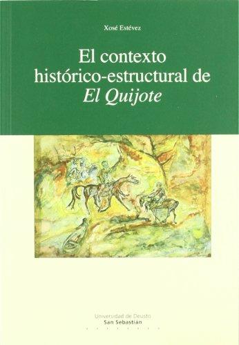 9788474859881: El contexto histórico-estructural de