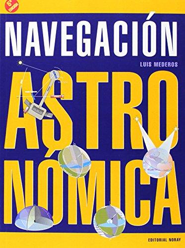 Navegación astronómica: Mederos Martín, Luis