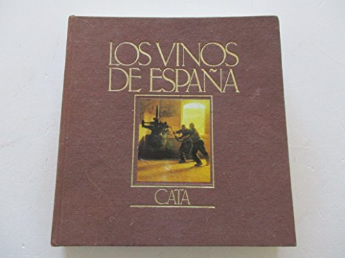 Los Vinos De Espana (Inscribed By Author To Robert Balzer)