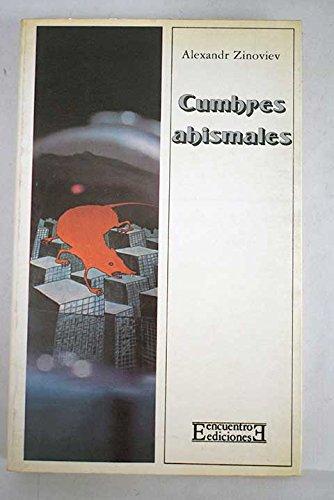 9788474900200: Cumbres Abismales 1/ Abysmal summits 1 (Spanish Edition)