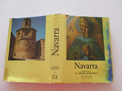 9788474900415: Navarra.España Romanica.7.