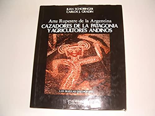 9788474901139: Cazadores de la patagonia y agricultores andinos