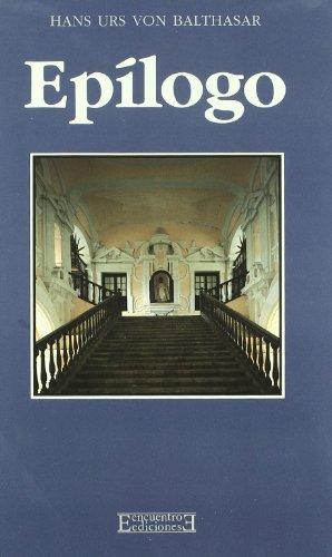 9788474904963: Epilogo/ Epilogue (Spanish Edition)