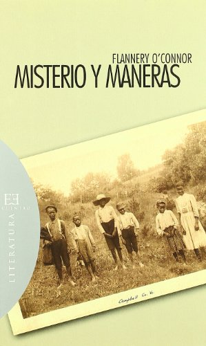 9788474908947: Misterio Y Maneras/ Mysteries and Ways