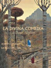 9788474909296: La divina comedia / The Divine Comedy (Spanish Edition)