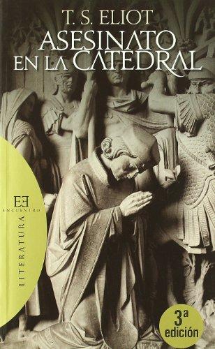 9788474909579: Asesinato en la catedral (Literatura)