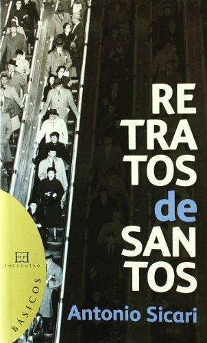 9788474909869: Retratos de Santos (Básicos)