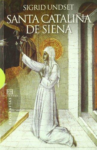 9788474909913: Santa Catalina de Siena/ Saint Catherine of Siena (Spanish Edition)