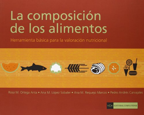 9788474917765: COMPOSICION DE LOS ALIMENTOS, LA