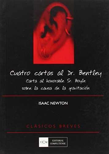 9788474919035: CUATRO CARTAS AL DR. BENTLEY