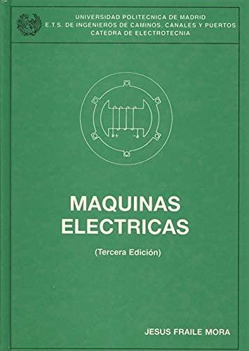 MAQUINAS ELECTRICAS: n/a