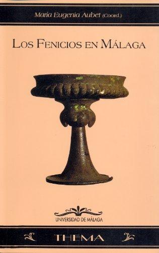 9788474966558: Los fenicios en Malaga (Thema) (Spanish Edition)