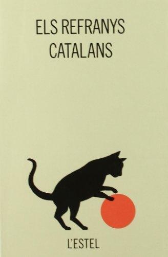 9788475022321: Refranyer català (L´estel)