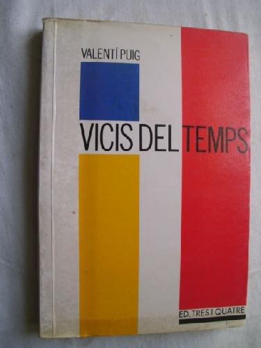 """9788475022789: Vicis del temps (Sèrie """"La Unitat"""") (Catalan Edition)"""