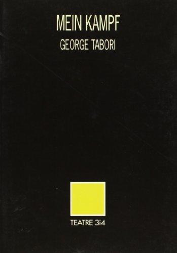 Mein kampf: Tabori, George