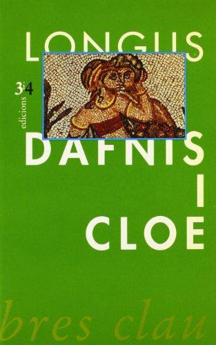 9788475023939: Dafnis i Cloe