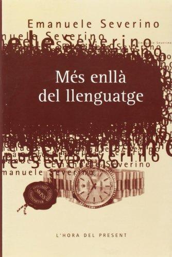 Més enllà del llenguatge: Severino, Emanuele