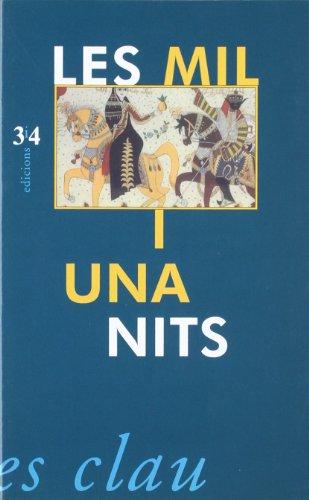 9788475026114: Les mil i una nits (Llibres clau)