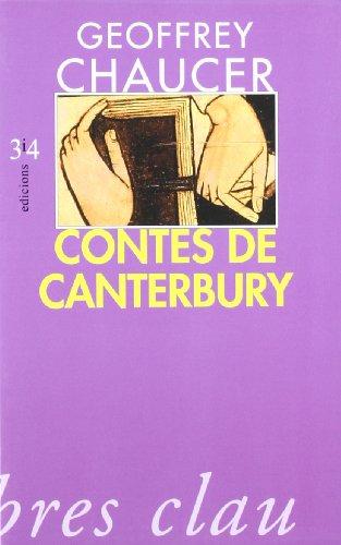 Els contes de Canterbury (Paperback): Geoffrey Chaucer
