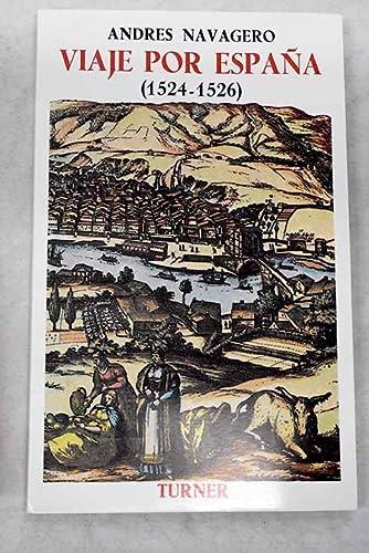 9788475060644: Viaje por España (Ediciones Turner)