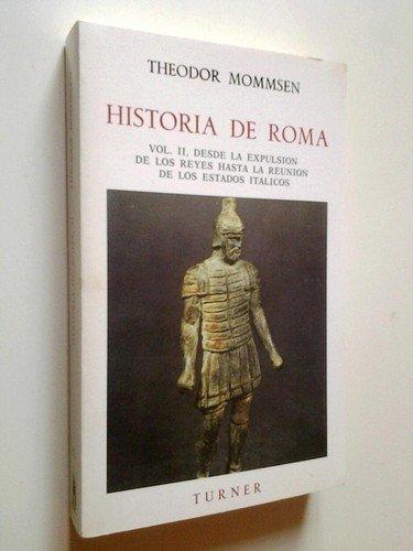 9788475060675: Historia de Roma vol. II (Aurrenekoz)