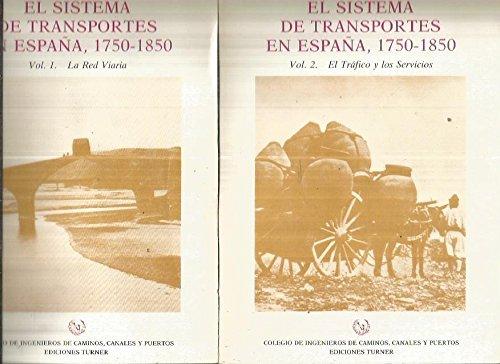 9788475061139: El sistema de comunicaciones en Espana, 1750-1850 (Spanish Edition)