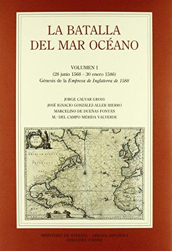 9788475062525: La batalla del mar oceano