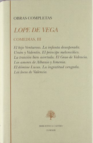 9788475063867: Lope De Vega Comedias V La Serrana De Ve