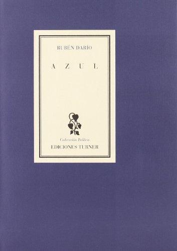 9788475064123: Azul (Itálica)