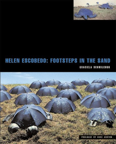 Helen Escobedo: Steps On The Sand: Ashton, Dore, Schmilchuk,