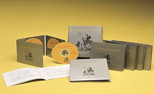 9788475067070: Don Quijote De La Mancha (Audio Libros Paloma Negra) (Spanish Edition)