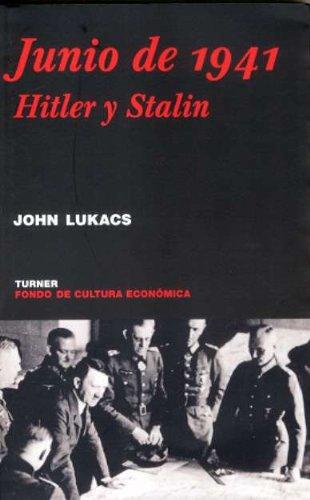 9788475067858: Junio de 1941: Hitler y Stalin (Noema)