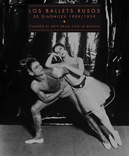 9788475069937: Ballets rusos de Diaghilev, Los 1909-1929