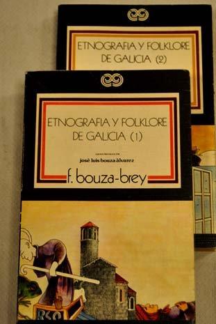9788475070643: Etnografia y folklore de Galicia (Extramuros) (Spanish Edition)