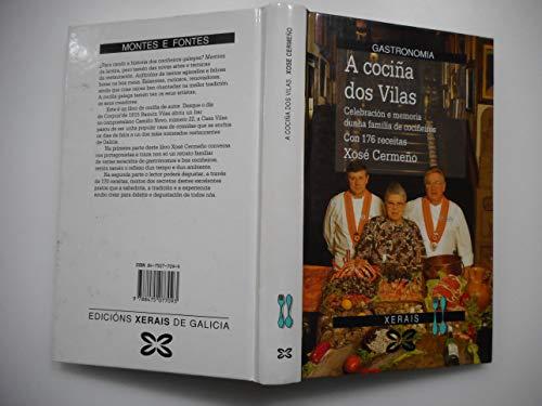 9788475077093: A Cocina Dos Vilas / the Kitchen of the Villages (Gastronomia) (Galician Edition)