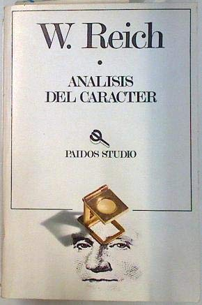 9788475090085: Analisis del caracter